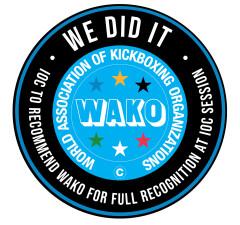 WAKO - IOC Full recognition